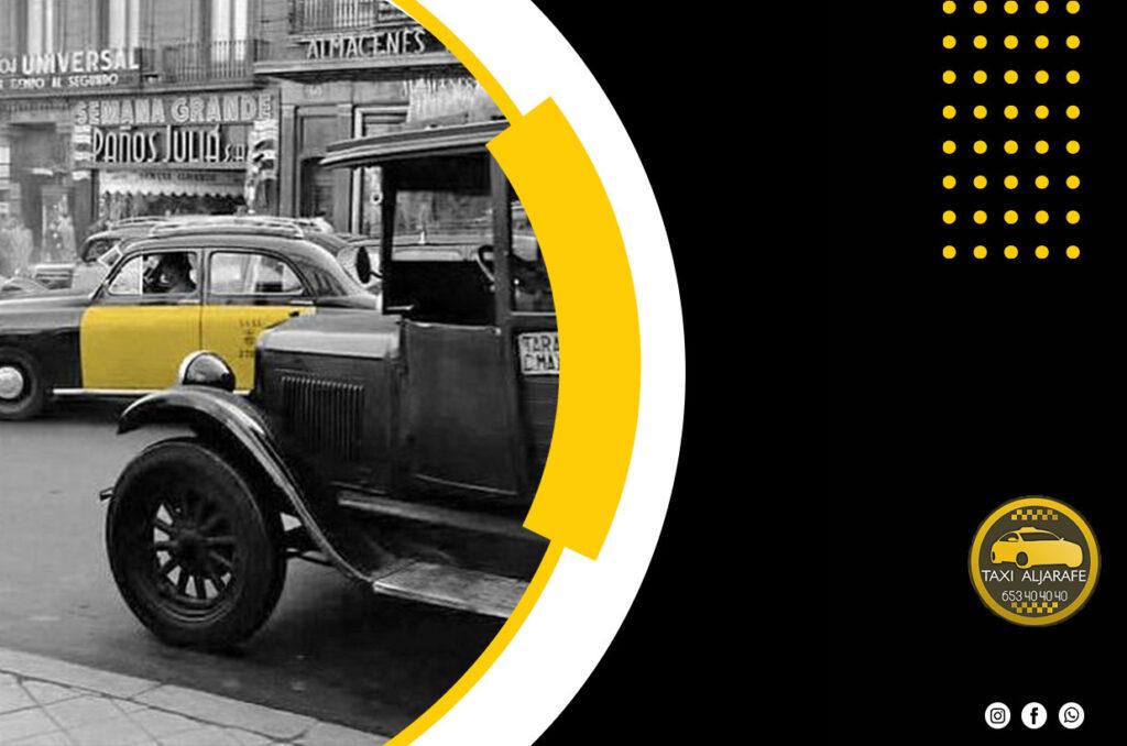 Historia del taxi en España
